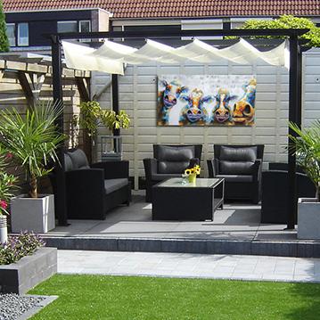 Buitenposters voor jouw tuin
