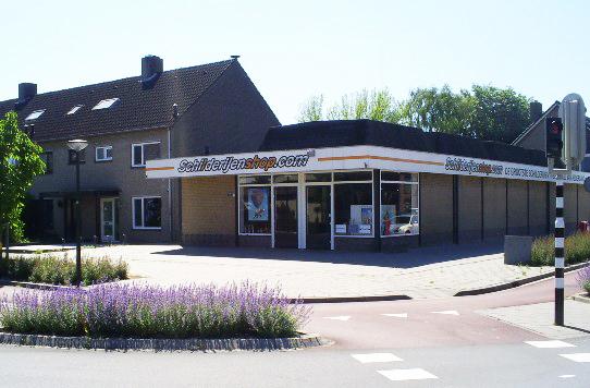 Schilderijenshop in Geldrop